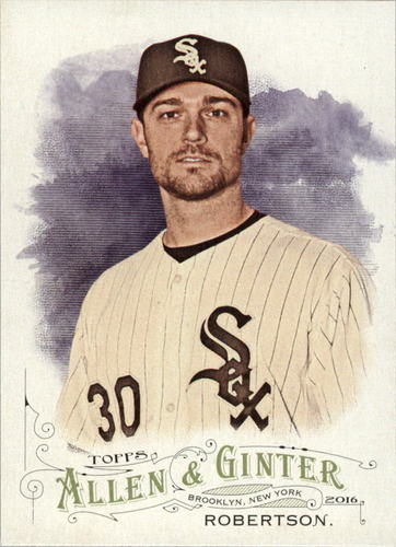 Photo of 2016 Topps Allen and Ginter #178 David Robertson