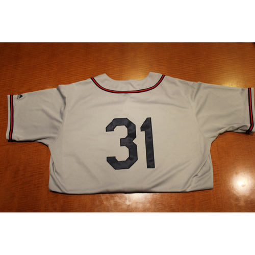 Photo of Game-Used Uniform: 6/1/19 & 6/7/19 Pittsburgh Crawford Uniform Set  - Jordan Lyles