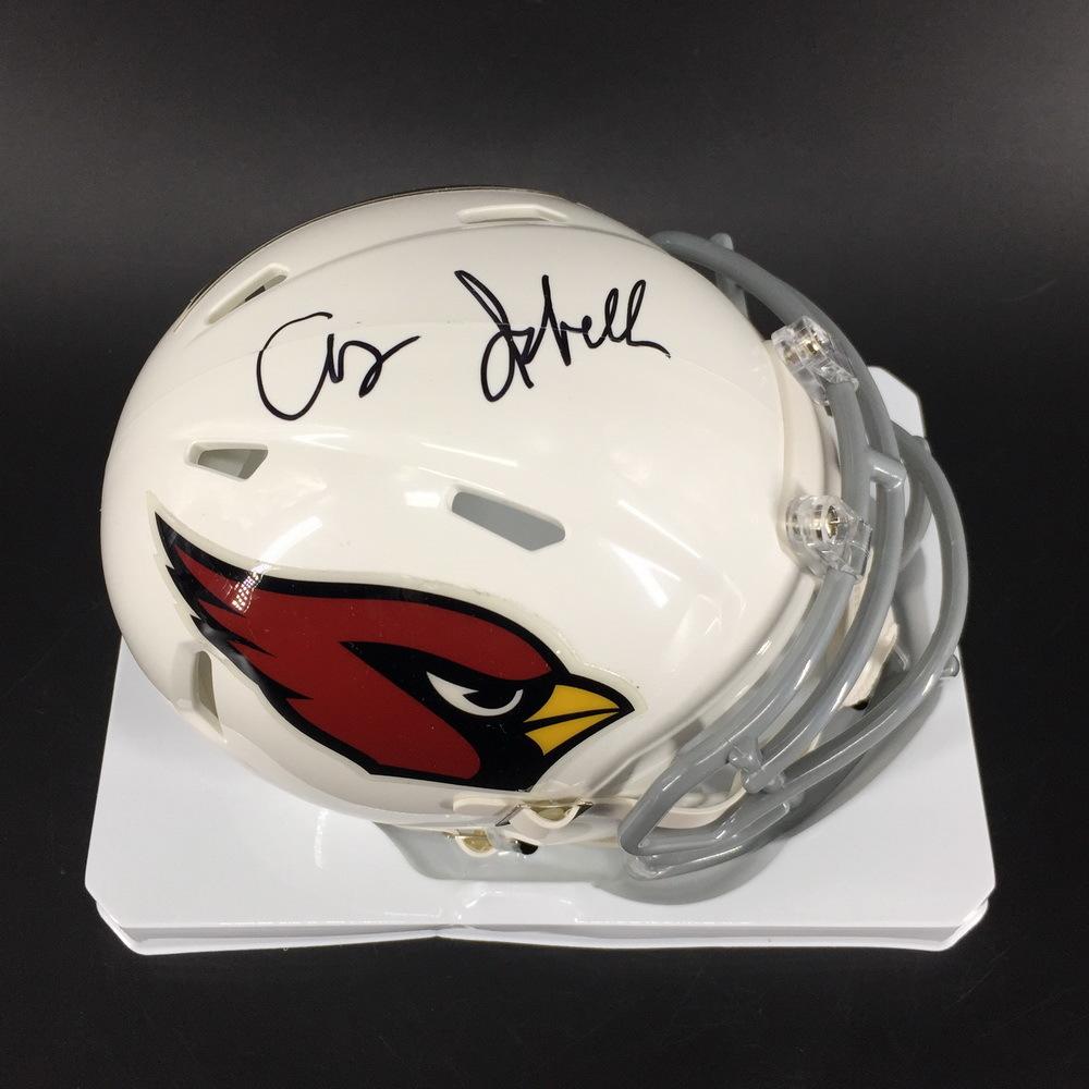 NFL - Cardinals Andy Isabella Signed Mini Helmet