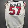 London Games - Texans Brennan Scarlett Game Used Jersey (11/3/19) Size 44