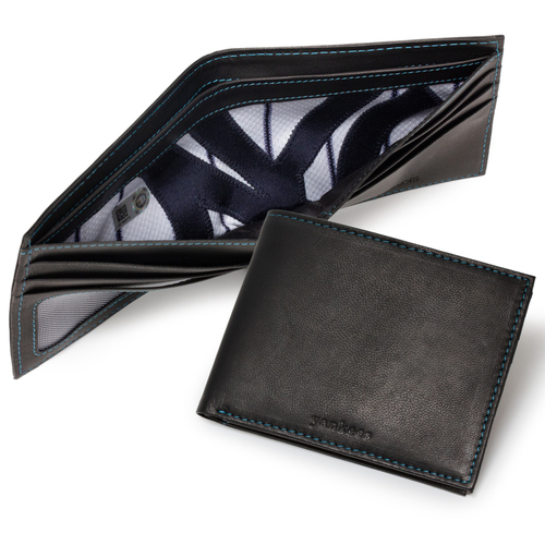 Photo of Tokens & Icons New York Yankees Game Used Uniform Wallet