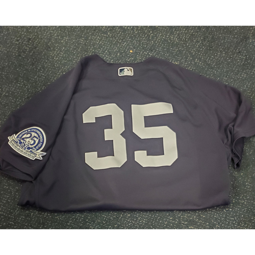 Photo of 2020 Game-Used Spring Training Jersey - Nick Tropeano #35 - Size 46