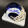 Legends - Rams Torry Holt Signed Mini Helmet