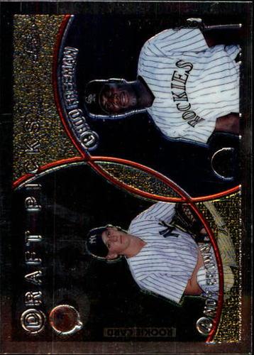 Photo of 1999 Topps Chrome #219 A.Brown/C.Freeman RC