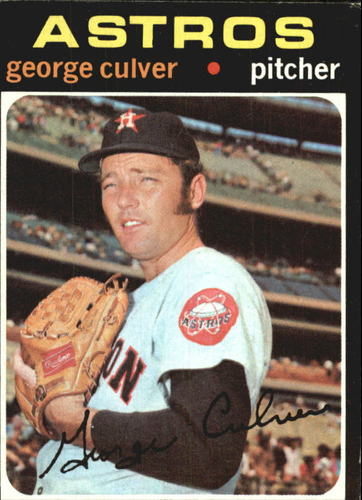 Photo of 1971 Topps #291 George Culver