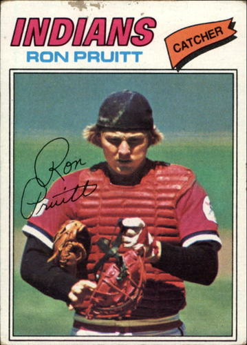 Photo of 1977 Topps #654 Ron Pruitt RC