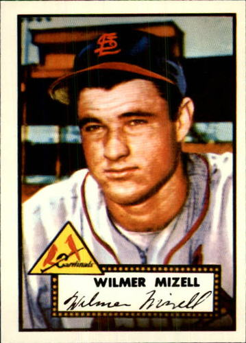 Photo of 1983 Topps 1952 Reprint #334 Wilmer Mizell