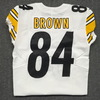 STS - Steelers Antonio Brown game issued Steelers jersey (2017) Size 40
