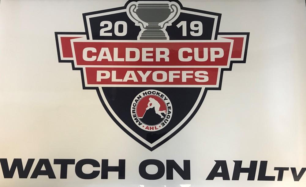 2019 AHL Playoff Dasher