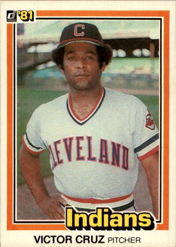 Photo of 1981 Donruss #321 Victor Cruz