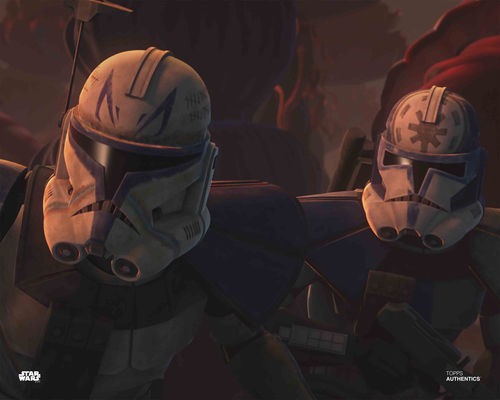 Bad Batch Clone Troopers