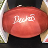 NFL - 49ers Deebo Samuel Signed Authentic Football