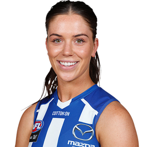 Photo of LOT ZZH - 2021 AFLW AWAY GUERNSEY - MATCH WORN BY GRACE CAMPBELL #43