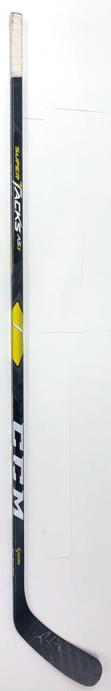 #2 Jamie Oleksiak Game Used Stick - Autographed - Dallas Stars