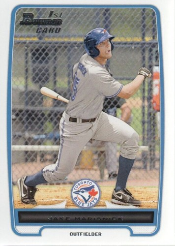 Photo of 2012 Bowman Prospects #BP23 Jake Marisnick -- Astros post-season