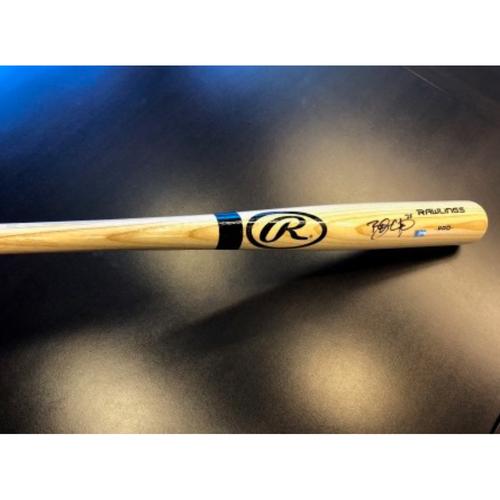 Photo of Giants Community Fund: Brandon Crawford Autographed Bat