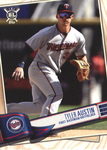 Photo of 2019 Topps Big League #336 Tyler Austin