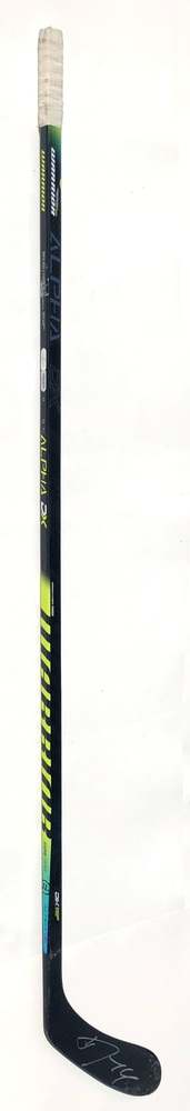 #74 Nikolai Prokhorkin Game Used Stick - Autographed - Los Angeles Kings