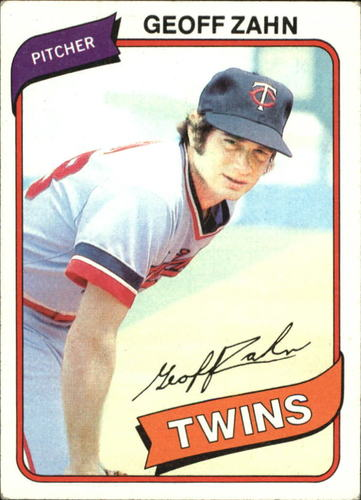 Photo of 1980 Topps #113 Geoff Zahn