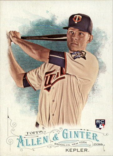 Photo of 2016 Topps Allen and Ginter #24 Max Kepler RC Rookie Card