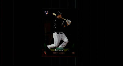Photo of 2011 Bowman Chrome #177 Aroldis Chapman Rookie Card