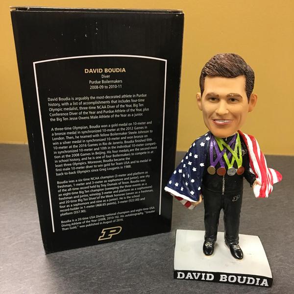 Photo of David Boudia Bobblehead (A)