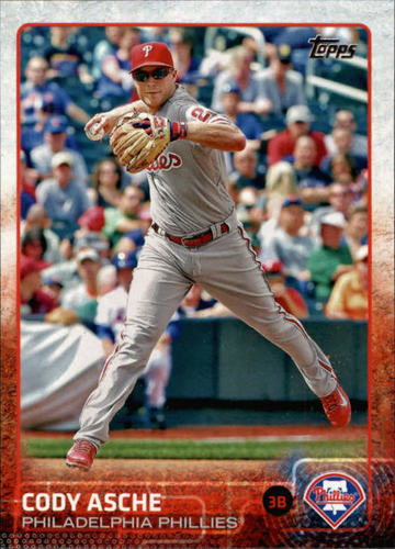 Photo of 2015 Topps #420 Cody Asche