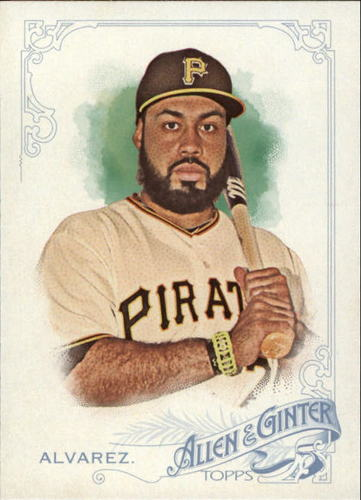 Photo of 2015 Topps Allen and Ginter #263 Pedro Alvarez