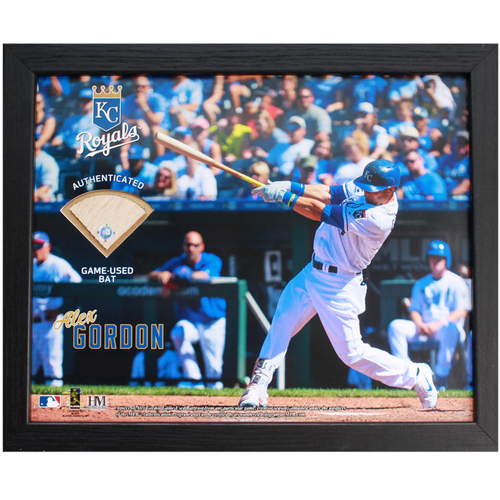 Photo of Game-Used Bat Frame: Alex Gordon