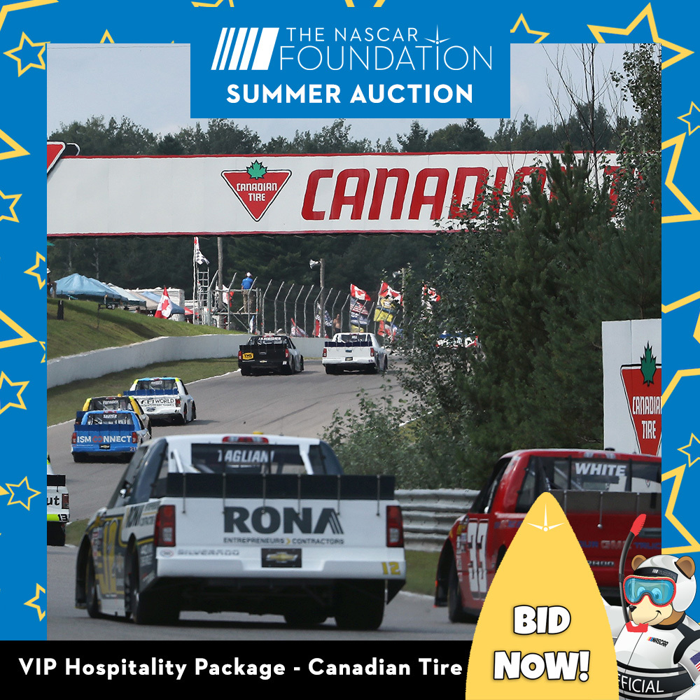 Canadian Tire Motorsports Park VIP Hospitality Package!