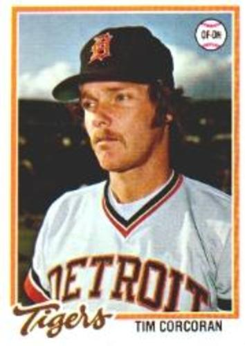 Photo of 1978 Topps #515 Tim Corcoran RC