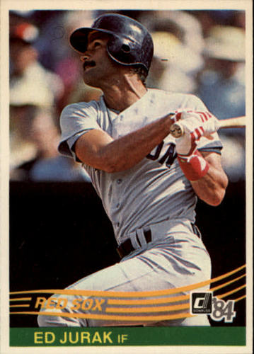 Photo of 1984 Donruss #127 Ed Jurak
