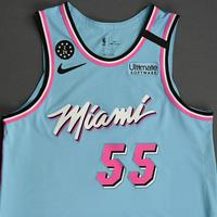 Duncan Robinson - Miami Heat - 2020 MTN DEW 3-Point Contest - Event-Worn City Edition Jersey
