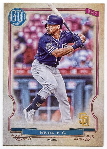Photo of 2020 Topps Gypsy Queen #230 Francisco Mejia