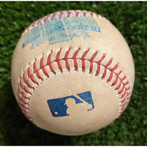 Photo of Anthony Rizzo Pitched Baseball to Freddie Freeman - 2 Balls, 1 Called Strike, 1 Foul - 4/28/21 vs. Chicago Cubs