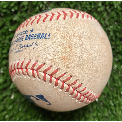 Photo of Ian Anderson Pitched Ball to Mookie Betts, Walk - June 4, 2021