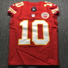 NFL - Chiefs Tyreek Hill Signed Authentic Jersey Size 38 with Cheetah Inscription