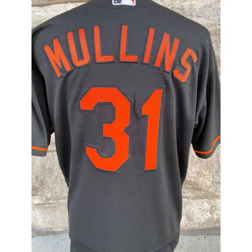 Photo of Cedric Mullins: Jersey - Game Used (30-30 Club - 9/24/21 vs. Rangers)