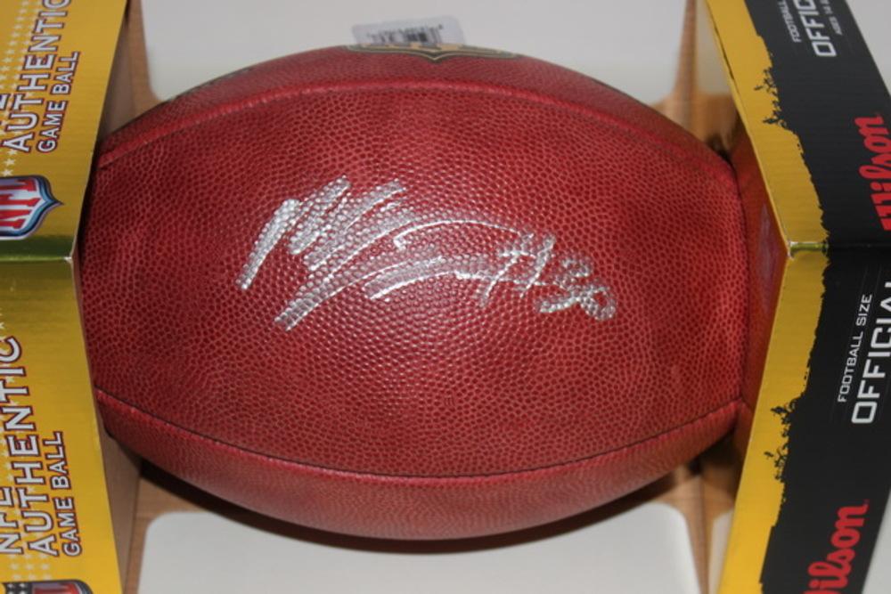 NFL - JAGUARS MYLES JACK SIGNED AUTHENTIC FOOTBALL