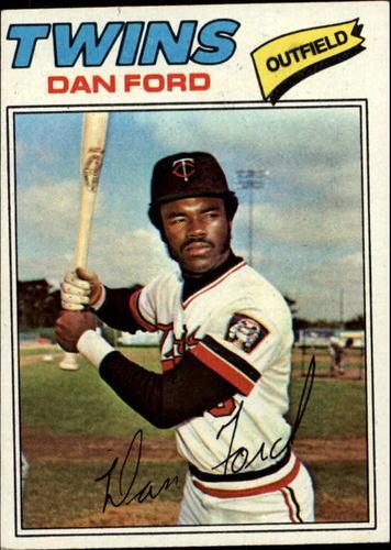 Photo of 1977 Topps #555 Dan Ford