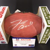 Bills - Josh Allen Signed Authentic Football