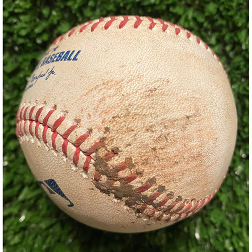 Photo of Ian Anderson Pitched Ball to Cody Bellinger, Foul - June 4, 2021