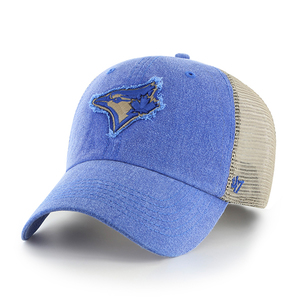 Toronto Blue Jays Burnstead Closer Flex Cap by '47 Brand