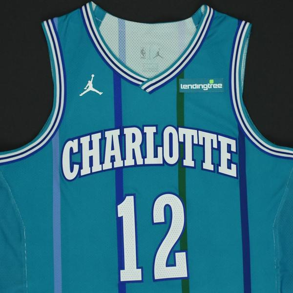 Dwight Howard - Charlotte Hornets - Game-Worn Classic Edition 1988 ... 0d7560627