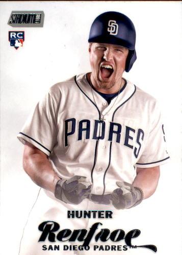 Photo of 2017 Stadium Club #89 Hunter Renfroe Rookie Card