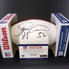 NFL - Broncos Al Wilson Signed Panel Ball