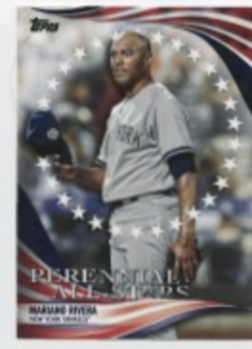 Photo of 2019 Topps Update Perennial All Stars #PAS24 Mariano Rivera