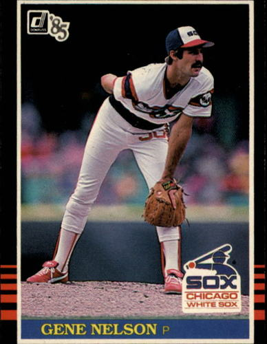 Photo of 1985 Donruss #615 Gene Nelson