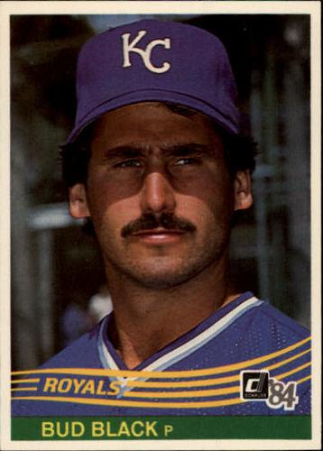 Photo of 1984 Donruss #130 Bud Black