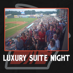 Photo of Luxury Suite Night - 25 Tickets
